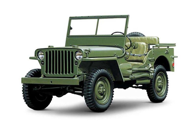 Evolución Jeep
